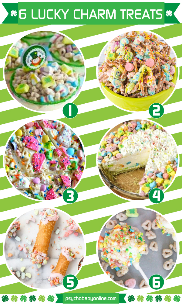 Lucky Charm Recipes for St. Patrick's Day