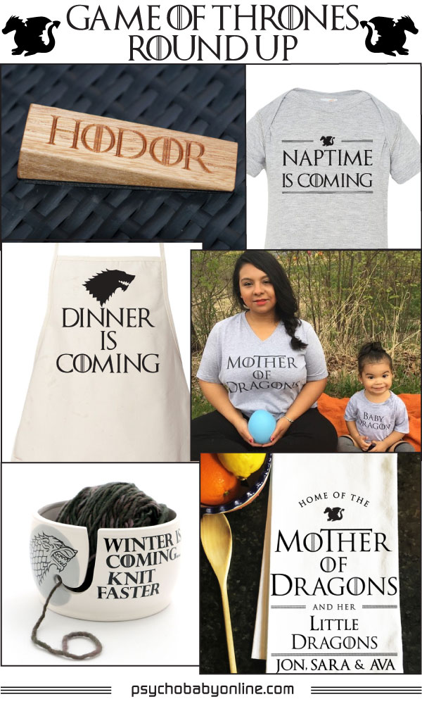 Game of Thrones Shirts and Gifts
